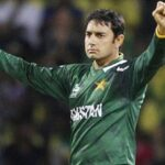 Pakistan's Saeed Ajmal retires with a 'heavy heart'. (Source: AP)