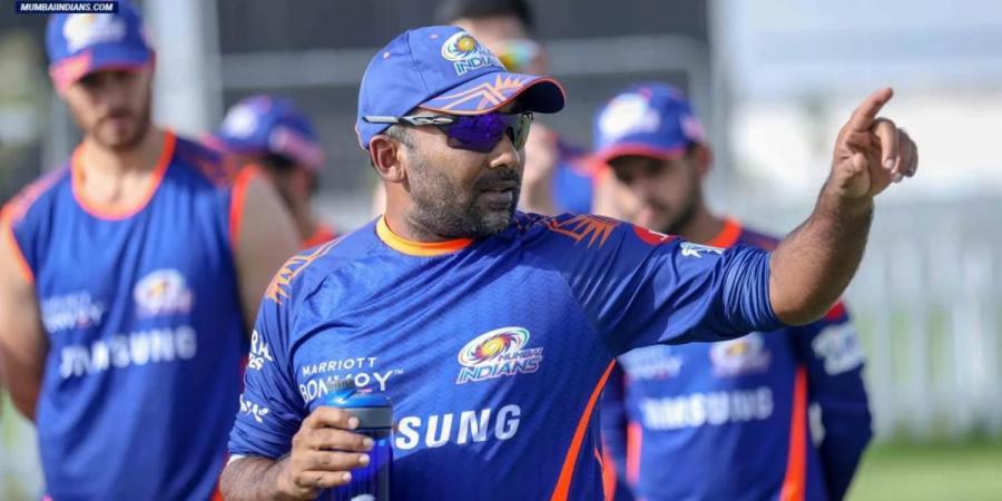 Mumbai Indians coach Mahela Jayawardene (Photo| Mumbai Indians website)