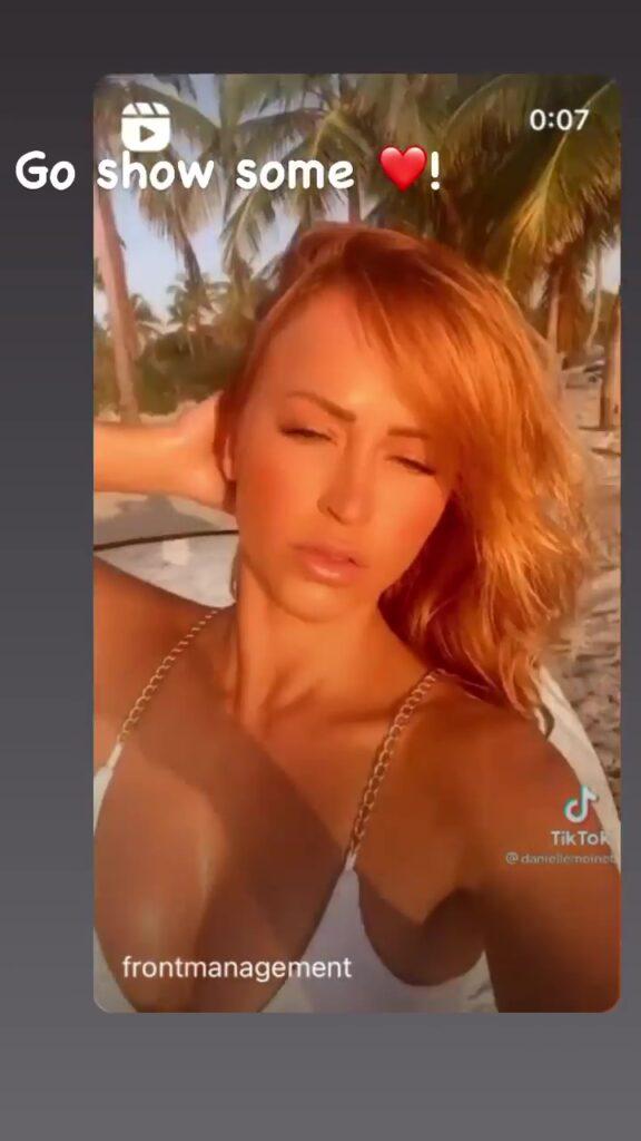 Ex WWE Star Summer Rae Hypes Swim Week With Bikini Videos 163