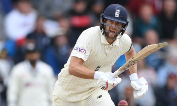 Dawid Malan stroked his way to an efficiency-saving 70 on the second day of the third Test. Photograph: Stu Forster/Getty Images