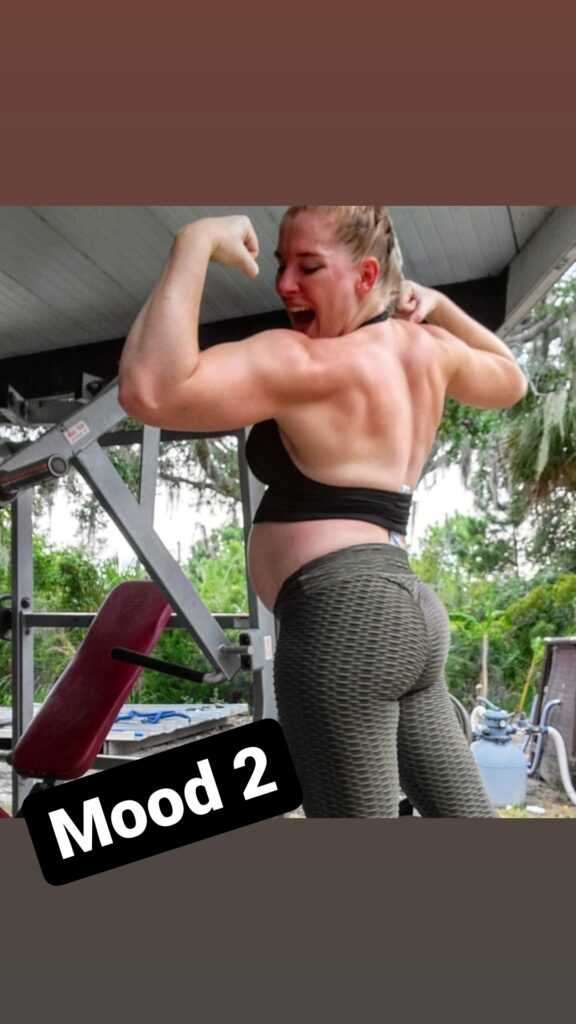 WWE Star Lacey Evans Share Latest Pregnancy Pictures On Instagram 2