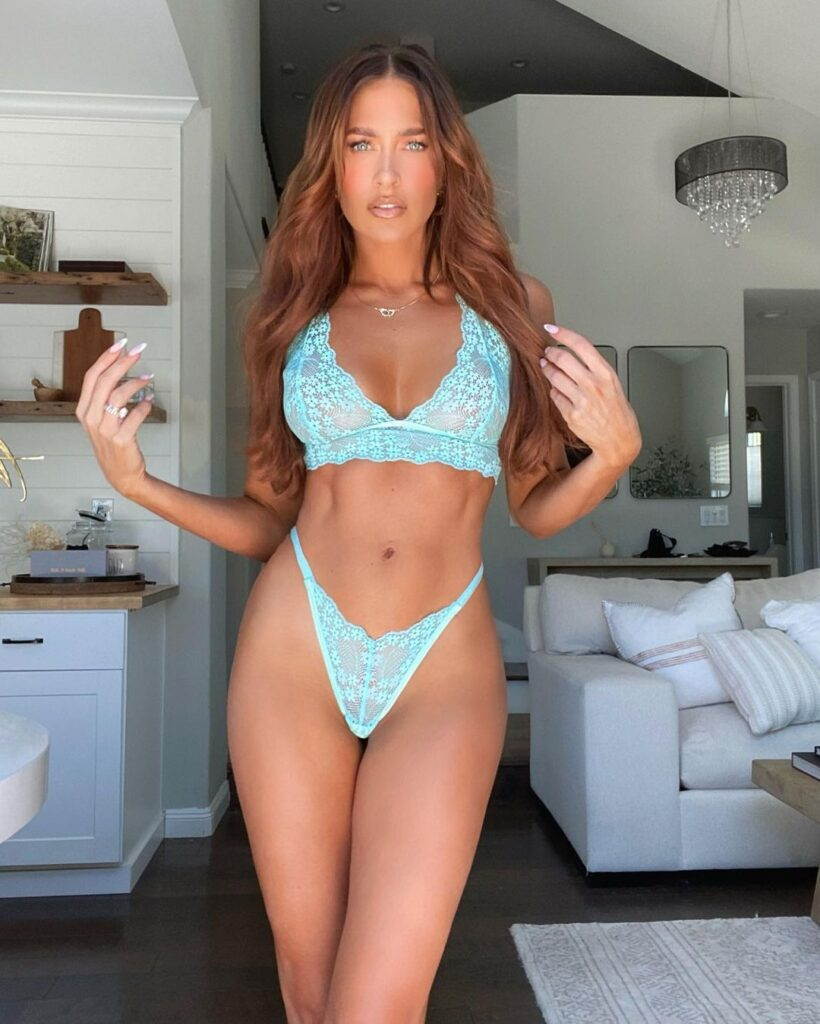 Ex WWE Star Kelly Kelly Does Q&A Insta Session With Lingerie Photos 146