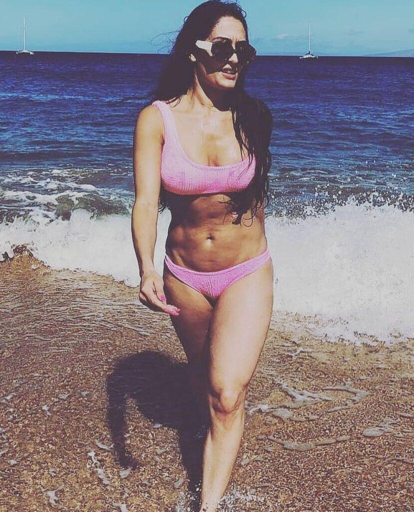 Photos: Nikki Bella Spreads Summer Vibes Ahead Of WWE Summerslam 2021 158