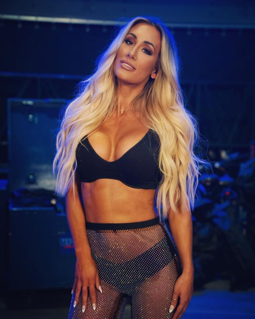 Carmella Serves WWE Universe With Stunning Pictures Following Smackdown 132