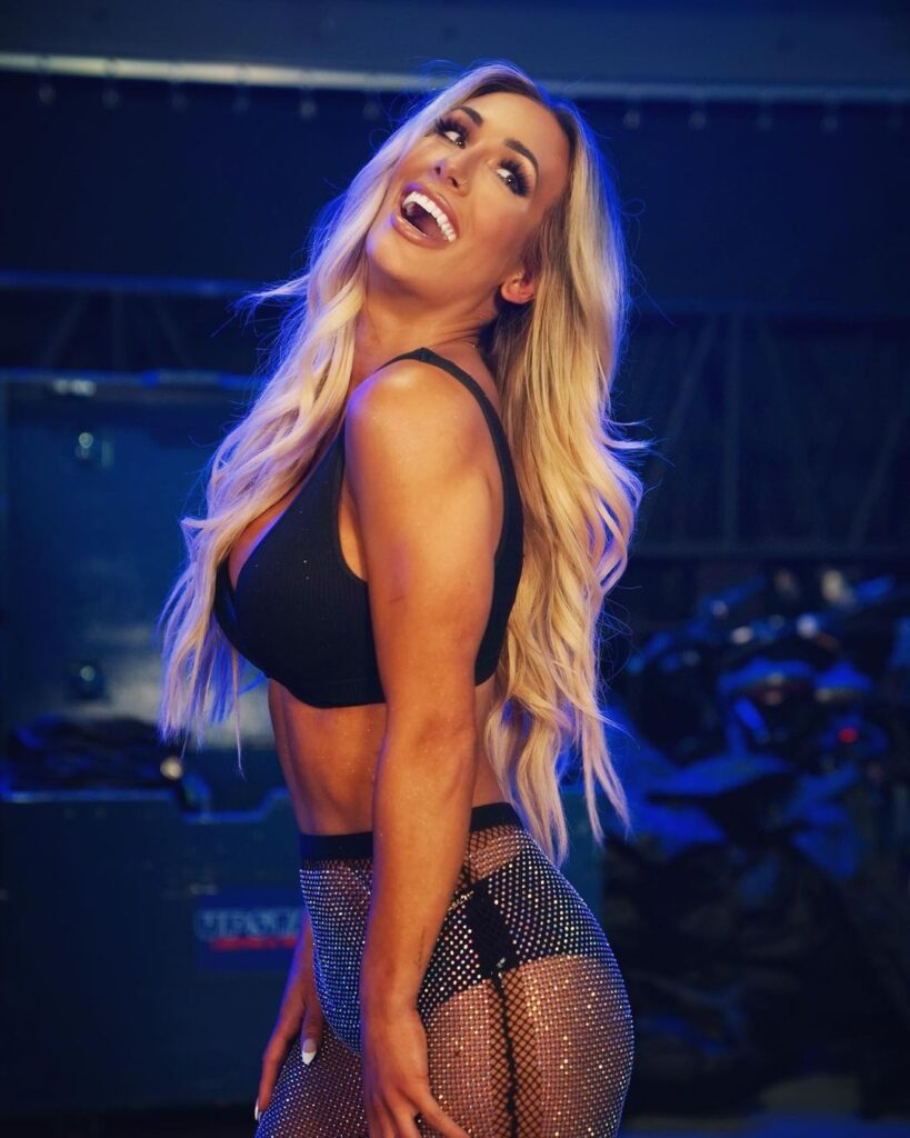 Carmella Serves WWE Universe With Stunning Pictures Following Smackdown 130