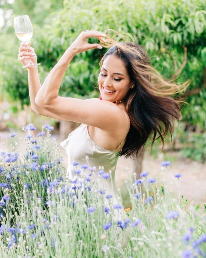 Photos: Nikki Bella Spreads Summer Vibes Ahead Of WWE Summerslam 2021 157