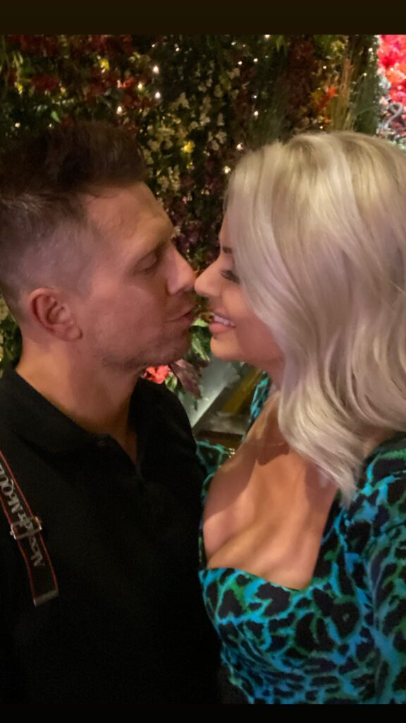WWE Diva Maryse Shares Super-Hot Photos From Date Night With Husband The Miz 46