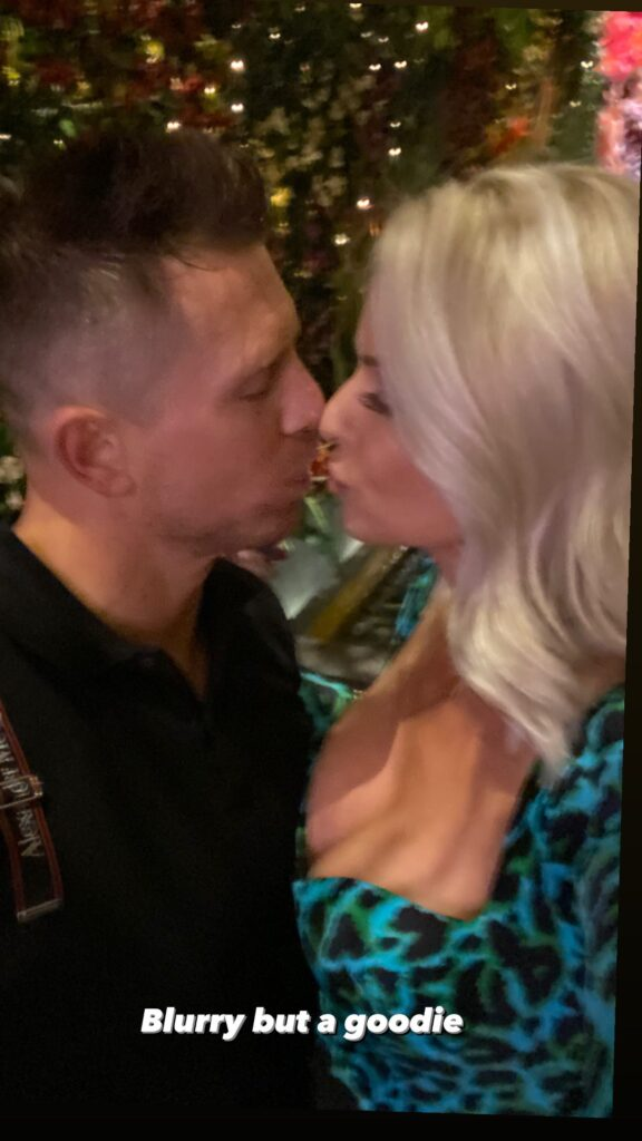 WWE Diva Maryse Shares Super-Hot Photos From Date Night With Husband The Miz 47