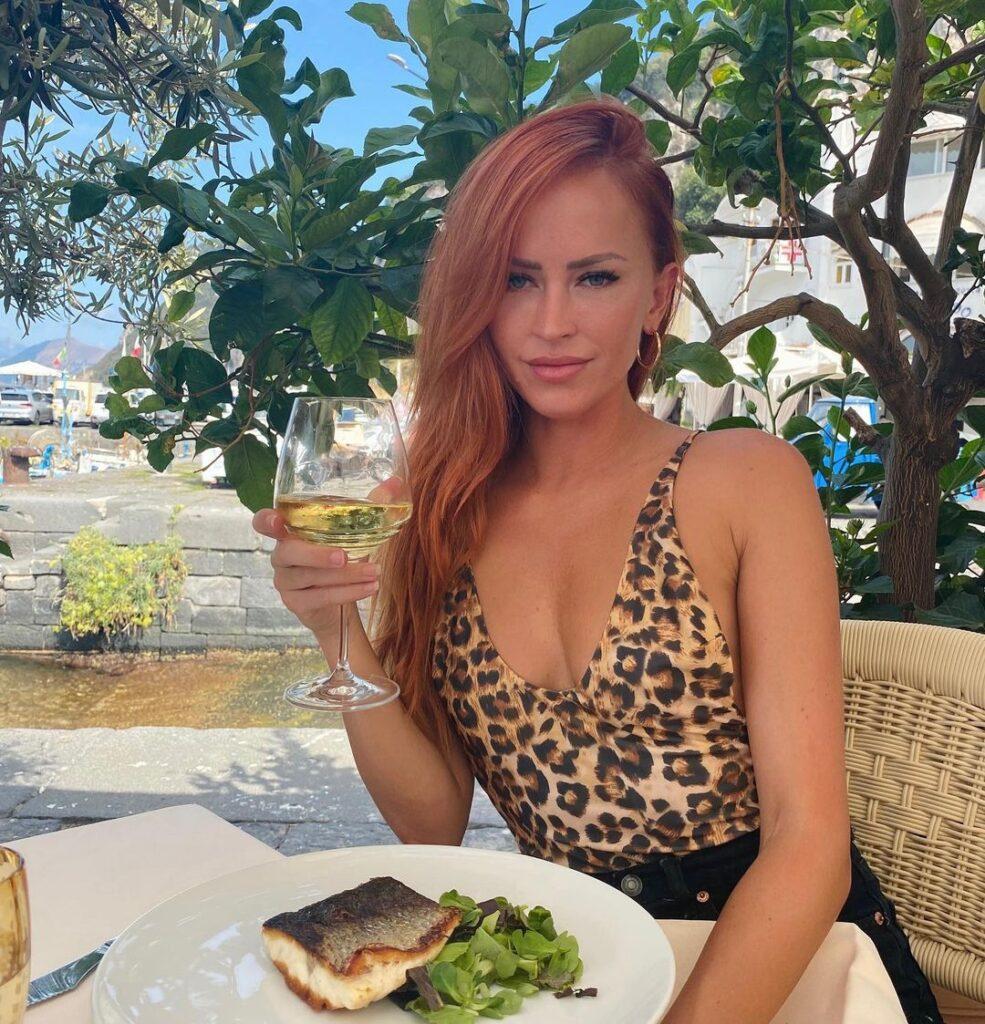 WWE Divas Tenille Dashwood And Summer Rae Share Bikini Photos From Italy Vacation 59