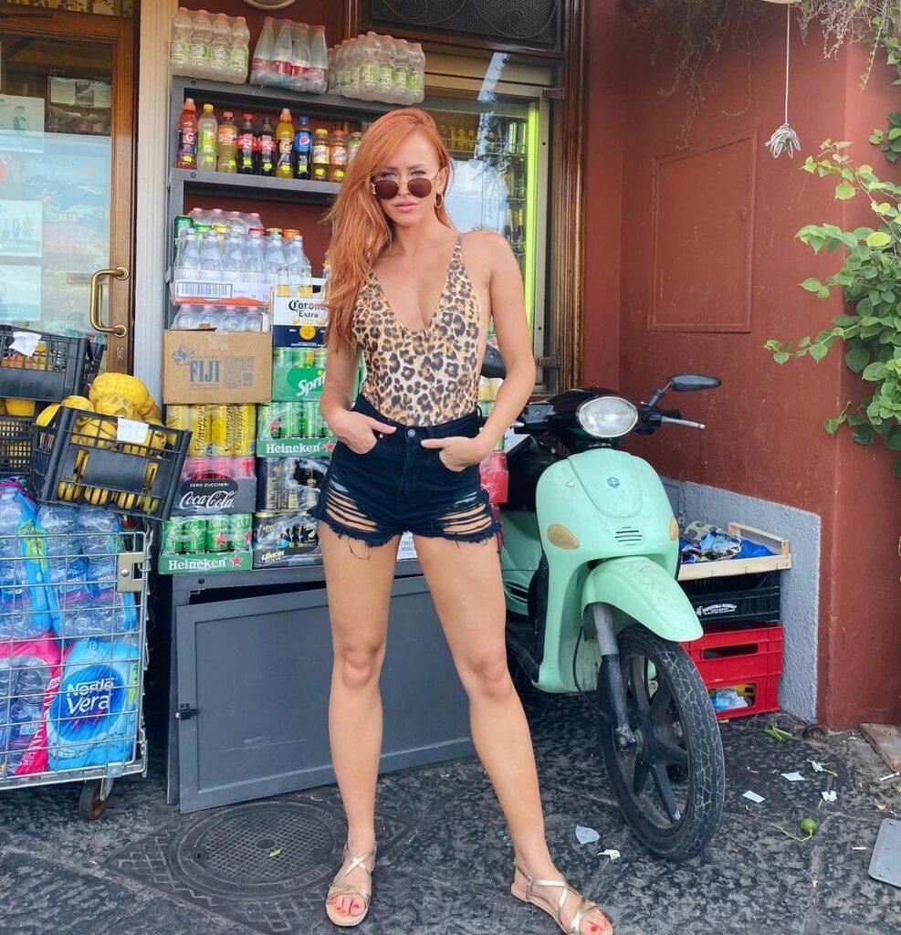WWE Divas Tenille Dashwood And Summer Rae Share Bikini Photos From Italy Vacation 60