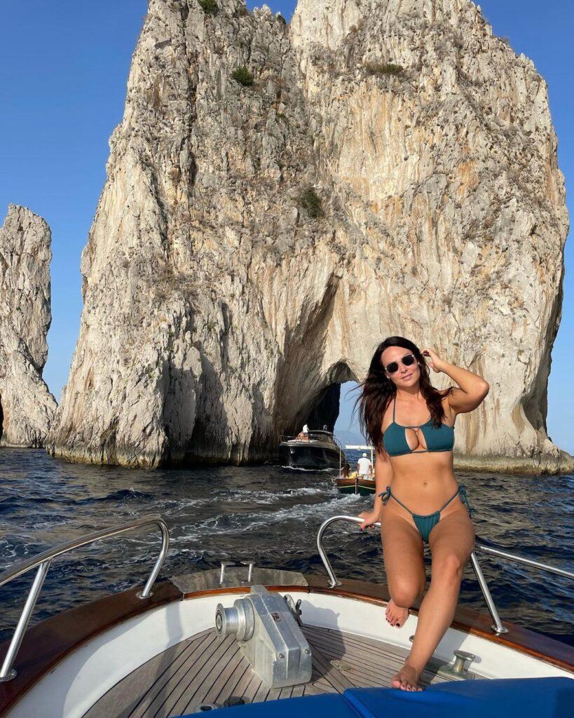 WWE Divas Tenille Dashwood And Summer Rae Share Bikini Photos From Italy Vacation 58