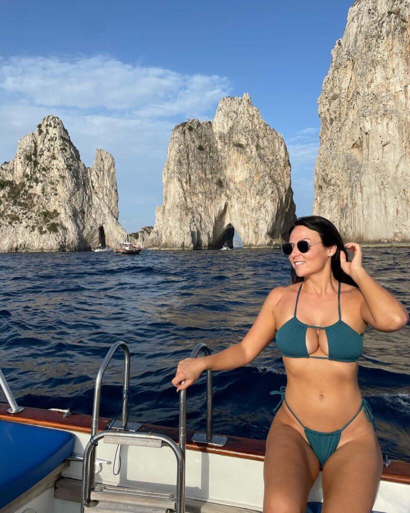WWE Divas Tenille Dashwood And Summer Rae Share Bikini Photos From Italy Vacation 57