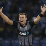 Tim Southee is the third-highest wicket-taker in T20I cricket, with 99 strikes in 83 games Associated Press