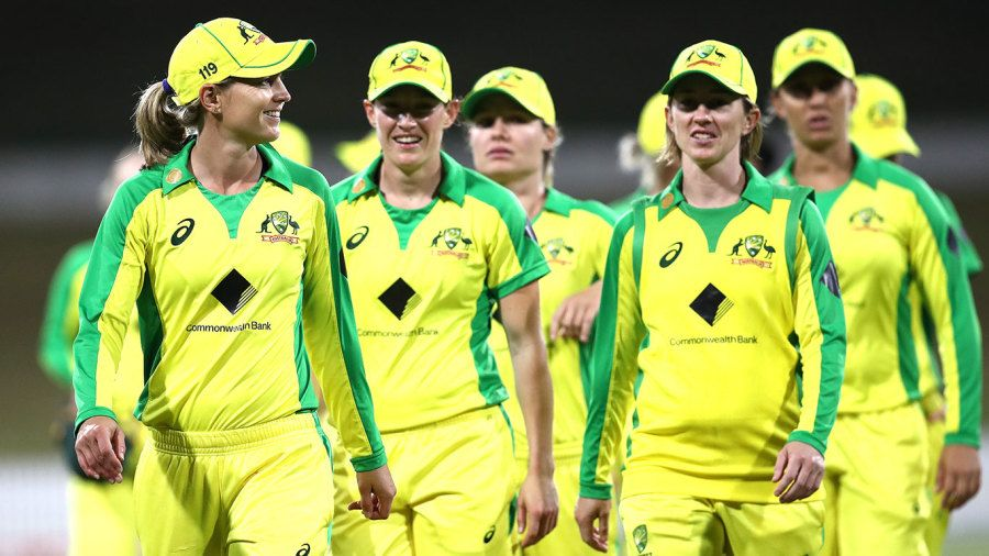 The majority of the Australia squad face two weeks quarantine before facing India Getty Images