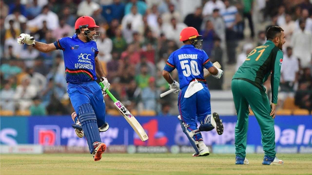 Afghanistan vs Pakistan , AFP File Photo