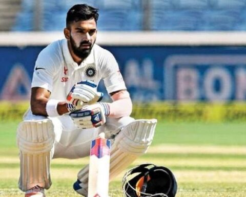 KL Rahul suffered an injury while batting in the nets at the SCG. | Photo Credit: PTI