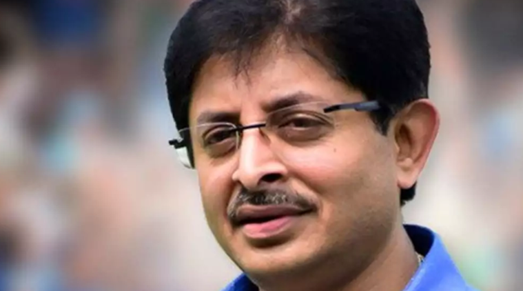 Snehashish Ganguly is the CAB secretary and Sourav Ganguly's elder brother. (Twitter/CAB)