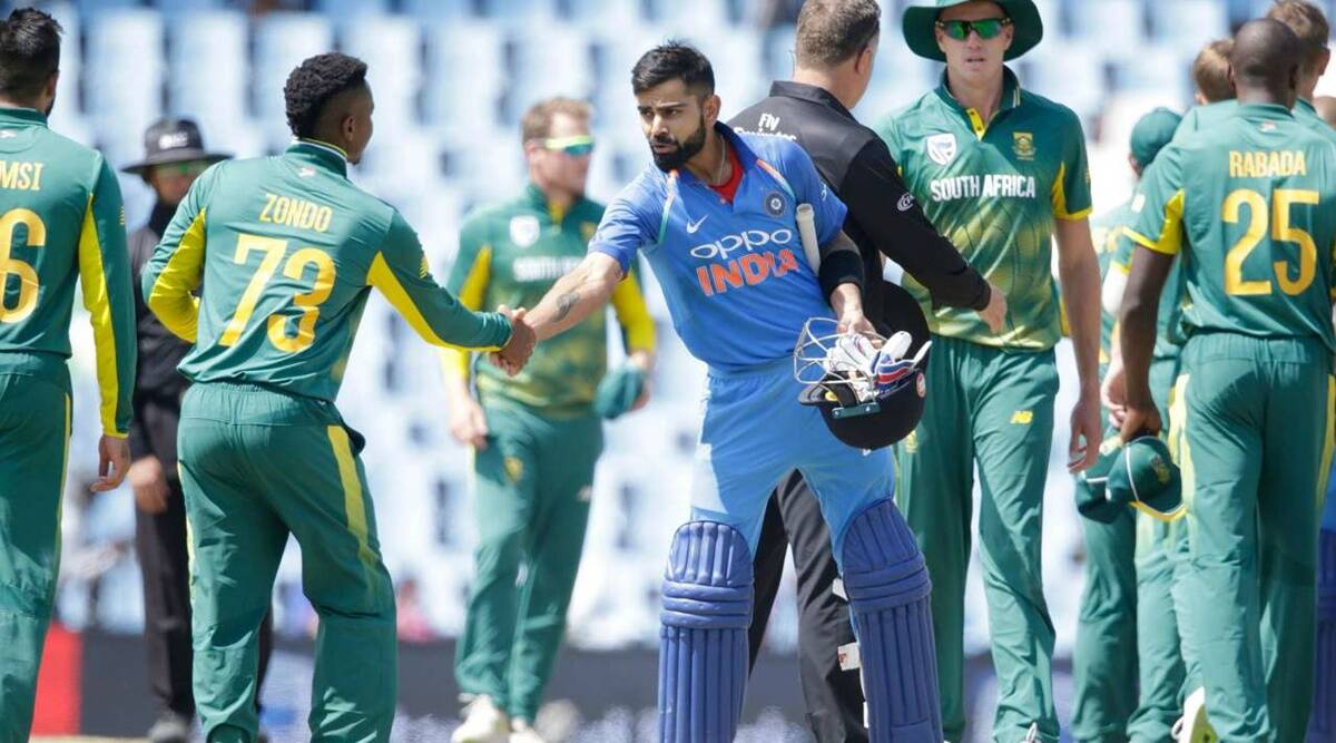 Khaya Zondo made his debut when India visited South Africa for an ODI series in 2018. Three years earlier, he had spent an entire series on the bench in India. (File Photo/AFP)