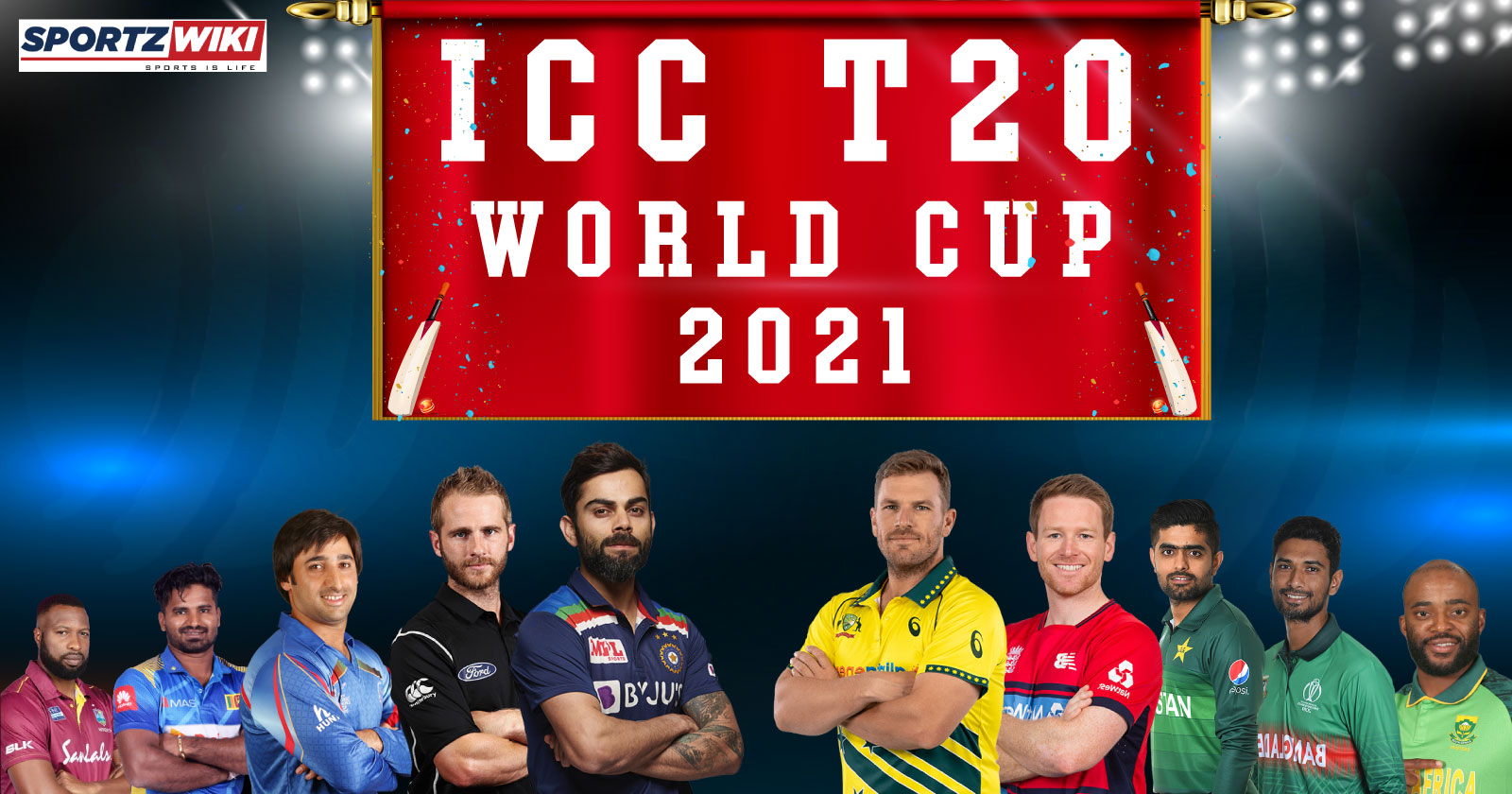 ICC T20 World Cup 2021 Schedule With PDF, Schedule India, India Squad, Team List, All Team Squad, Time Table, Tickets, And Venue