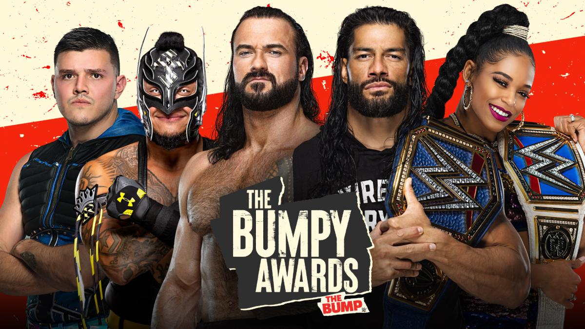 WWE Bumpy Awards 2021
