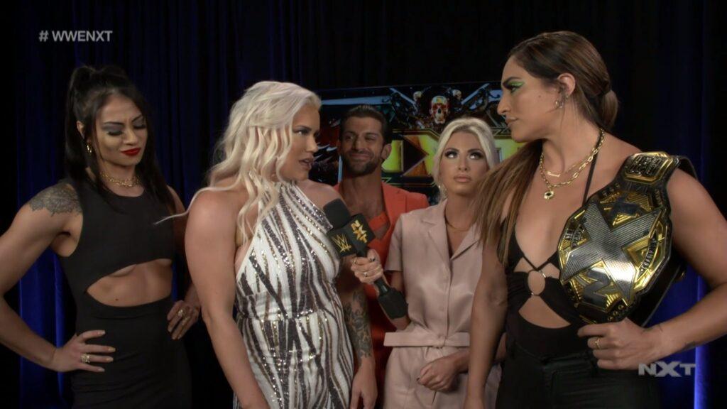 WWE NXT Results (24/08/21): Six-Man Tag Team Match; BreakOut Tourney Final 63