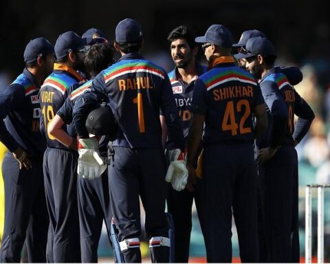 India cricket team. Photo: @BCCI