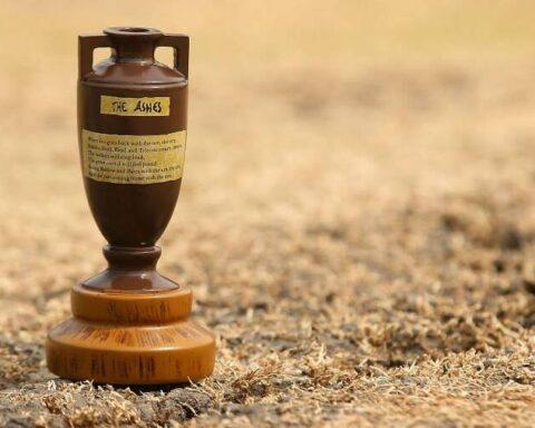 Ashes Urn Photo: cricket.com.au