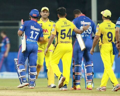 CSK and DC have been the most consistent sides' in IPL 2021 [Image- IPLT20]