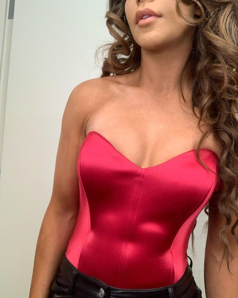 Photos: WWE Star Aliyah Claims To Be In Charge Of Her Hot Outfits 3