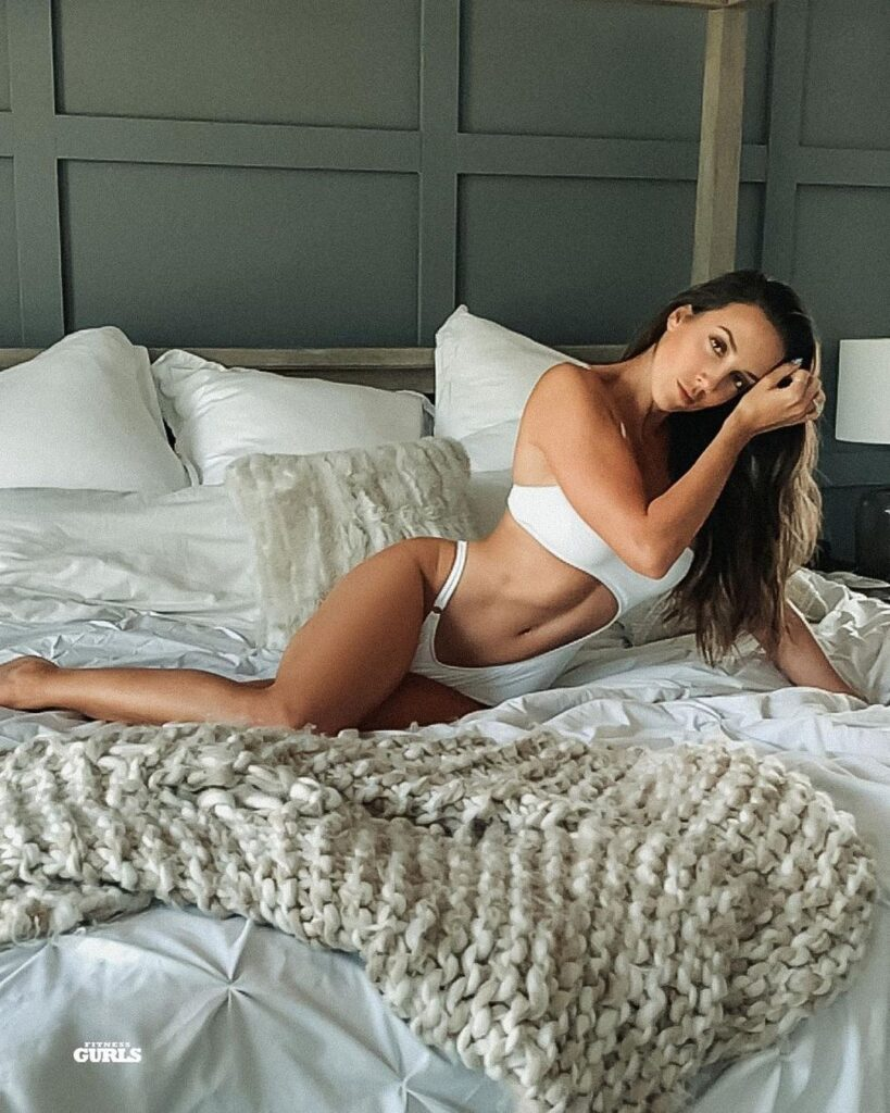 Ex WWE Star Chelsea Green Shares Sexy Yet Kick-Ass Photoshoot Pictures 125