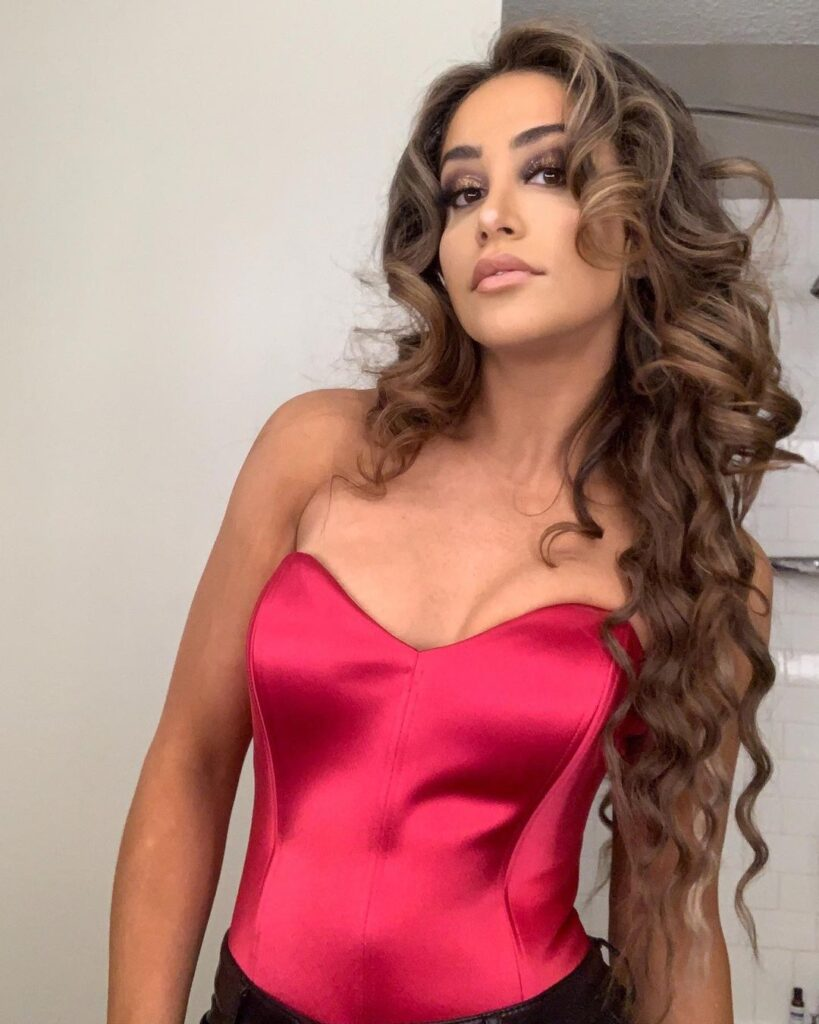 Photos: WWE Star Aliyah Claims To Be In Charge Of Her Hot Outfits 2