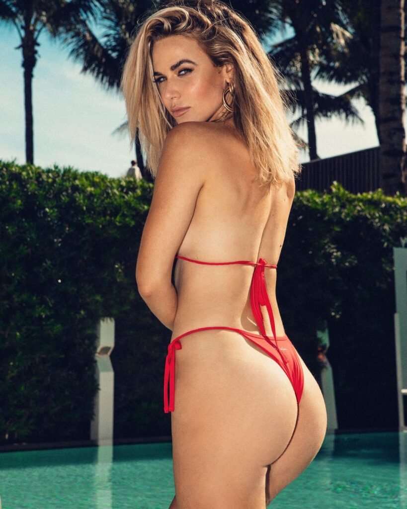 Lana Announces First Post-WWE Appearance In Red Hot Bikini Photos 51