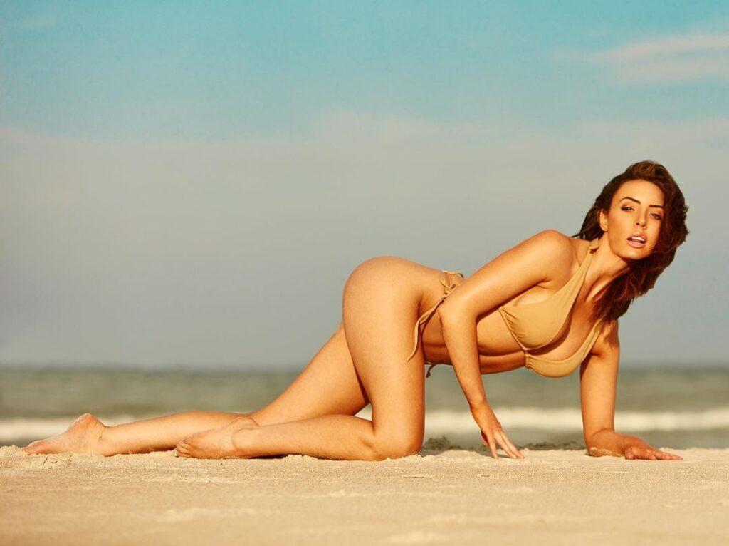 Ex WWE Star Peyton Royce Shares Summer Never Ends Bikini Snaps 83