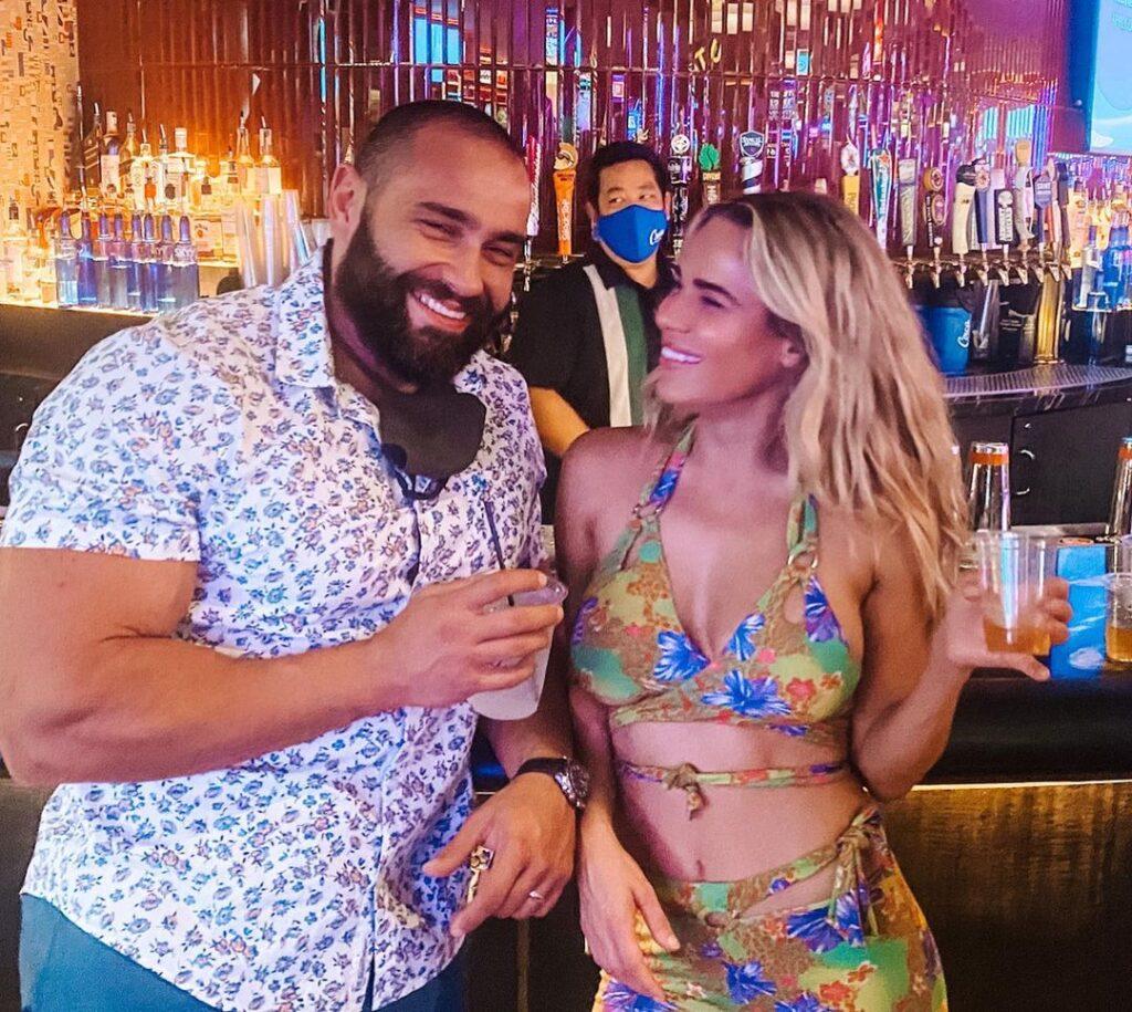 Lana Shares Wild Vegas Photos From WWE Star Dolph Ziggler's Birthday 7