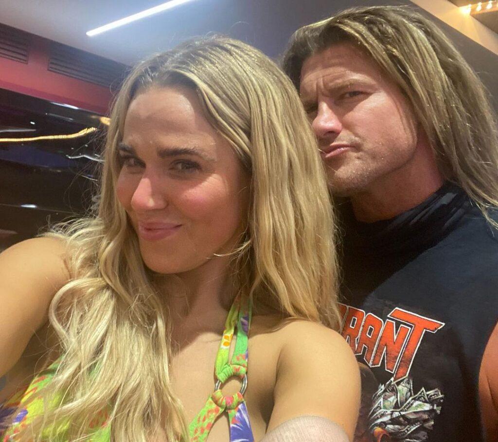 Lana Shares Wild Vegas Photos From WWE Star Dolph Ziggler's Birthday 3