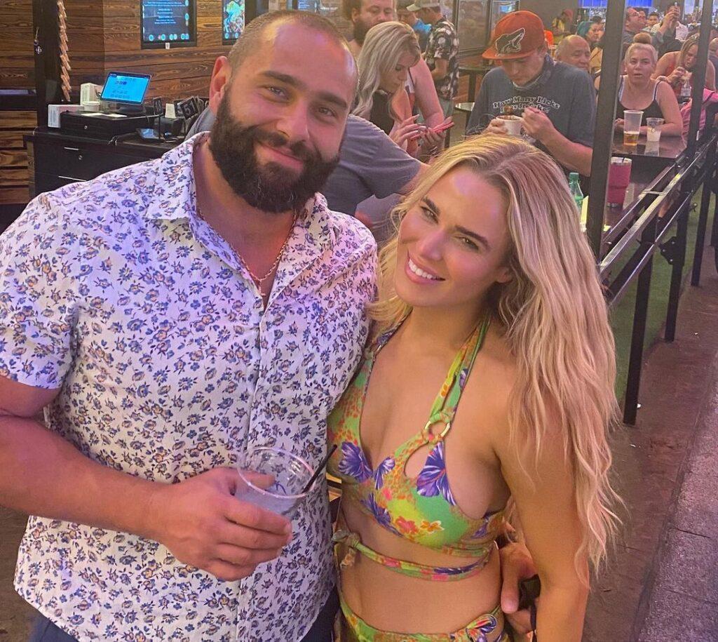 Lana Shares Wild Vegas Photos From WWE Star Dolph Ziggler's Birthday 4