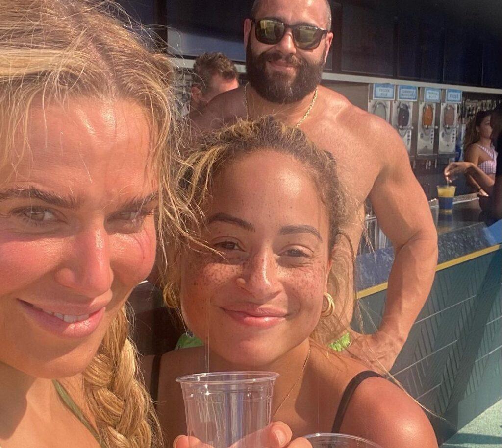 Lana Shares Wild Vegas Photos From WWE Star Dolph Ziggler's Birthday 2