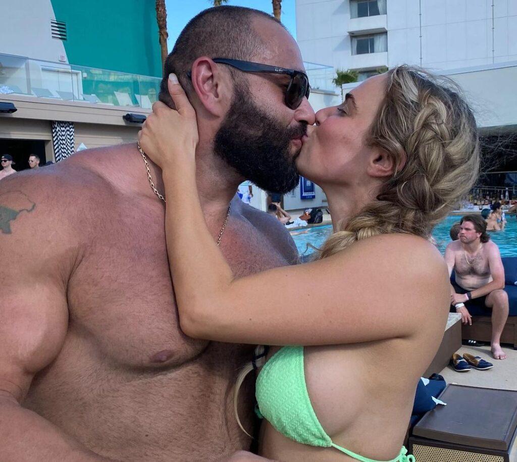 Lana Shares Wild Vegas Photos From WWE Star Dolph Ziggler's Birthday 6