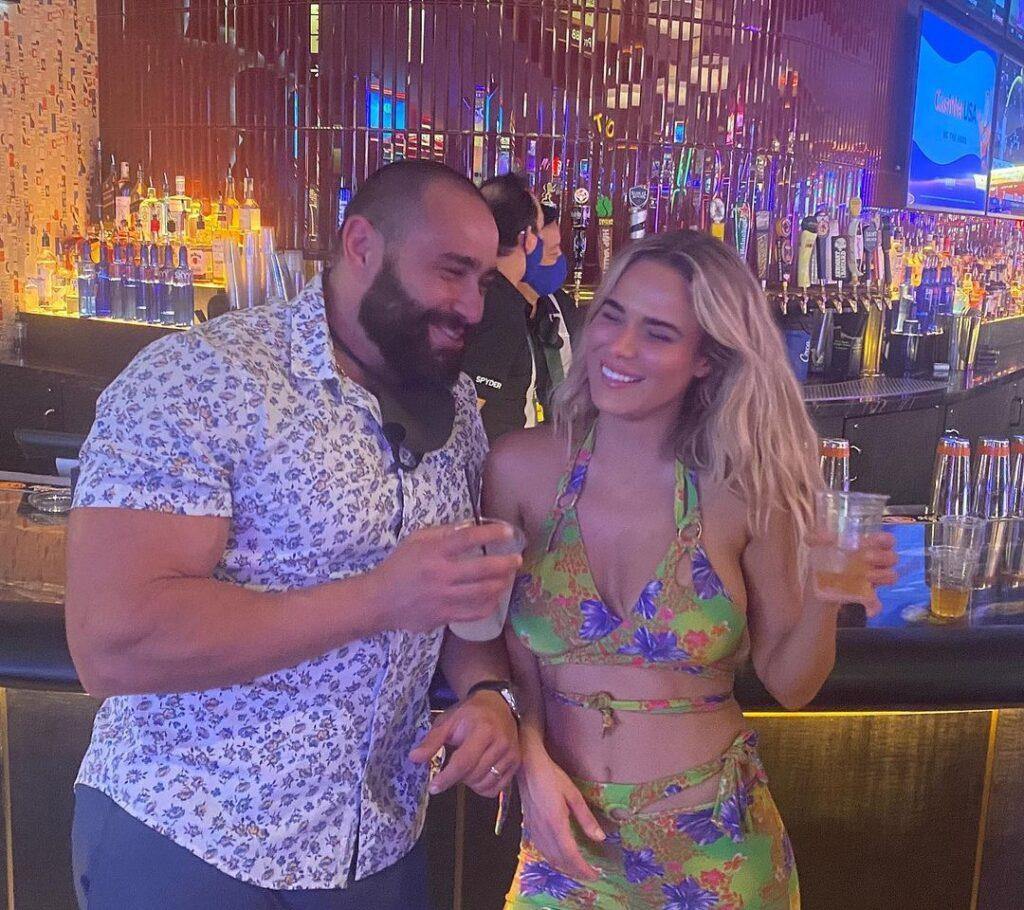 Lana Shares Wild Vegas Photos From WWE Star Dolph Ziggler's Birthday 5