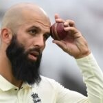 Moeen Ali has played the last of his 64 Tests for England AFP/Getty Images