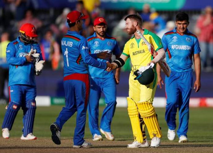 Australia has so far played three international matches against Afghanistan. All three were ODIs, the latest being a World Cup 2019 contest. - REUTERS