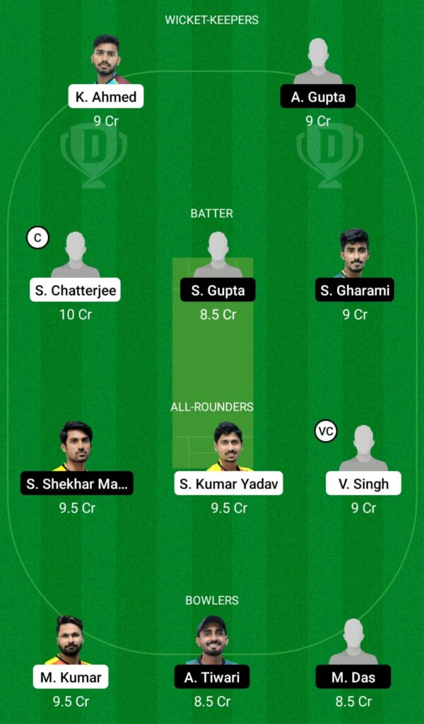BB vs KW Dream11 Prediction, Fantasy Cricket Tips, Dream11 Team, BYJU'S Bengal T20 2021