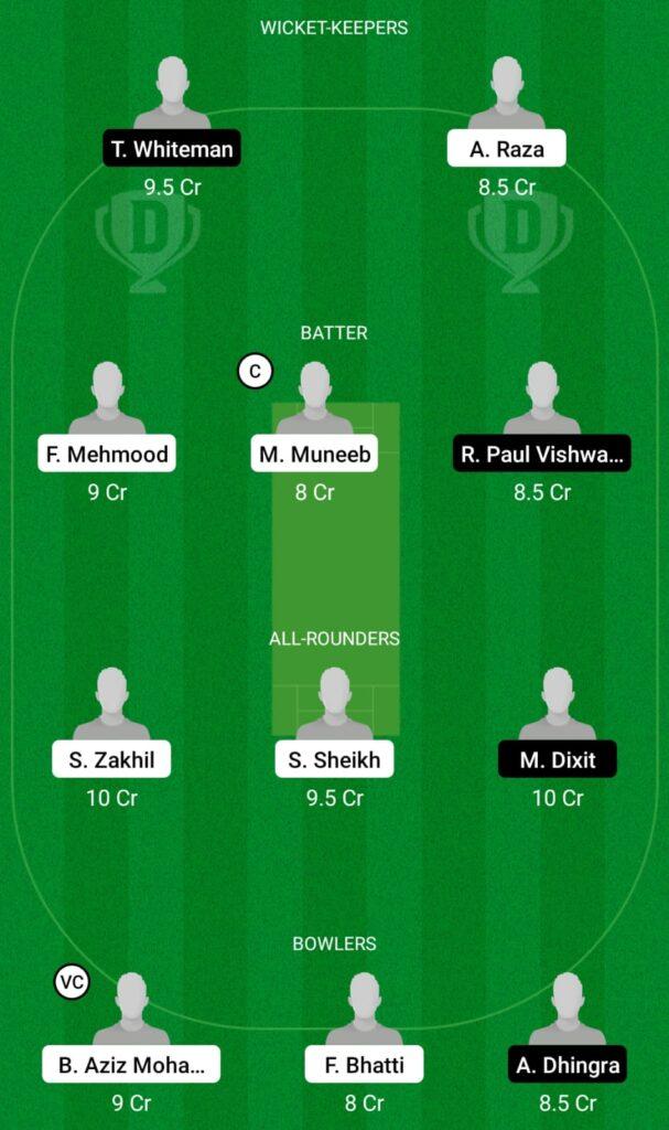 BEL vs LUX Dream11 Prediction, Fantasy Cricket Tips, Dream11 Team, ECC T10 2021