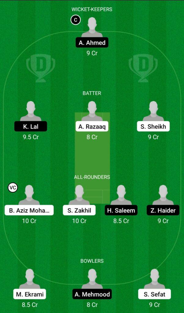 BEL vs SPA Dream11 Prediction, Fantasy Cricket Tips, Dream11 Team, ECC T10 2021