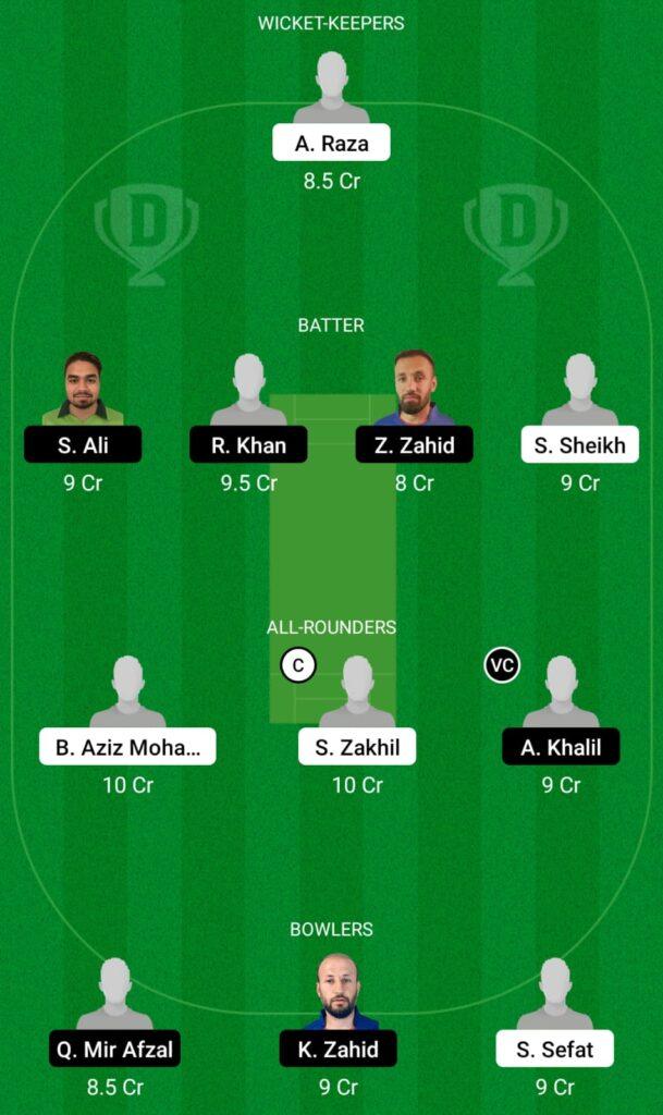 BEL vs SWE Dream11 Prediction, Fantasy Cricket Tips, Dream11 Team, ECC T10 2021