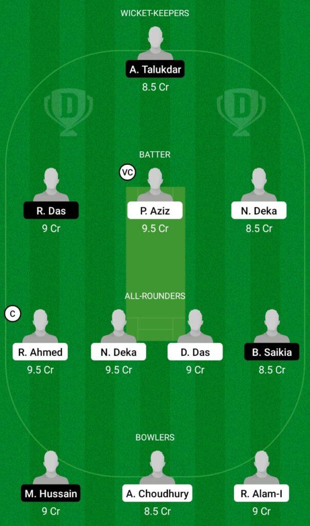 BHB vs BRB Dream11 Prediction, Fantasy Cricket Tips, Dream11 Team, BYJU'S Assam T20 2021