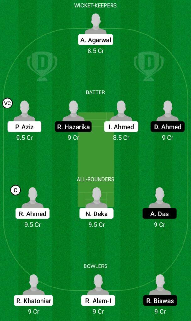 BHB vs DPR Dream11 Prediction, Fantasy Cricket Tips, Dream11 Team, BYJU'S Assam T20 2021