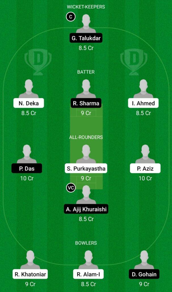 BHB vs MTI Dream11 Prediction, Fantasy Cricket Tips, Dream11 Team, BYJU'S Assam T20 2021