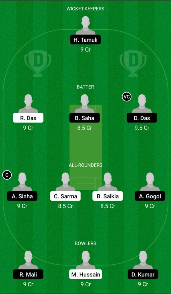 BRB vs KAH Dream11 Prediction, Fantasy Cricket Tips, Dream11 Team, BYJU'S Assam T20 2021