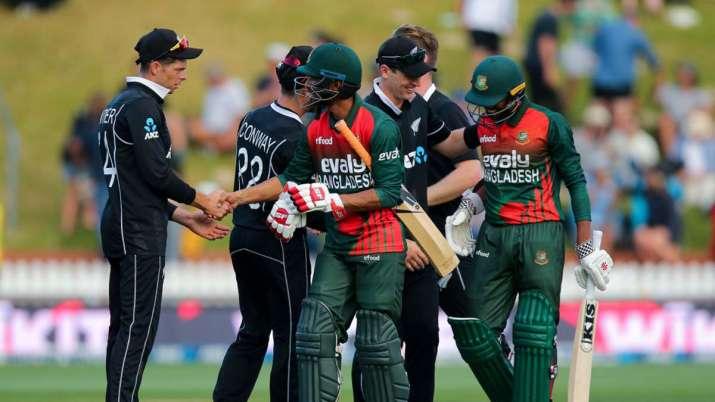 Bangladesh vs New Zealand